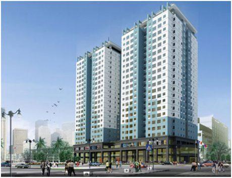 Căn hộ Sơn An Plaza